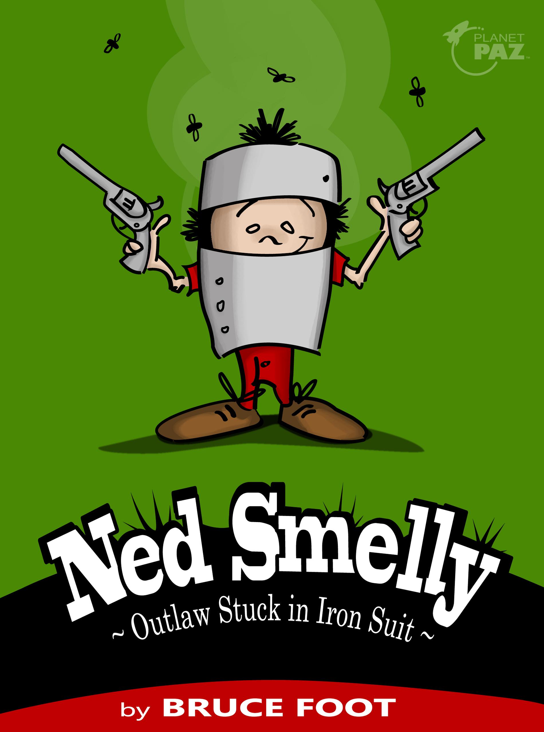 NedSmelly-Cover